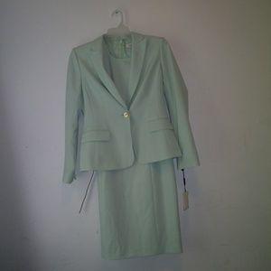 Nwt Calvin Klein dress suit blazer two piece